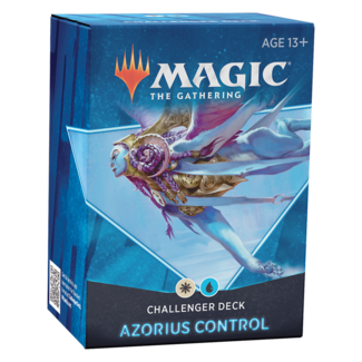 Wizards Of The Coast MTG CHALLENGER DECK 2021 - AZORIUS CONTROL