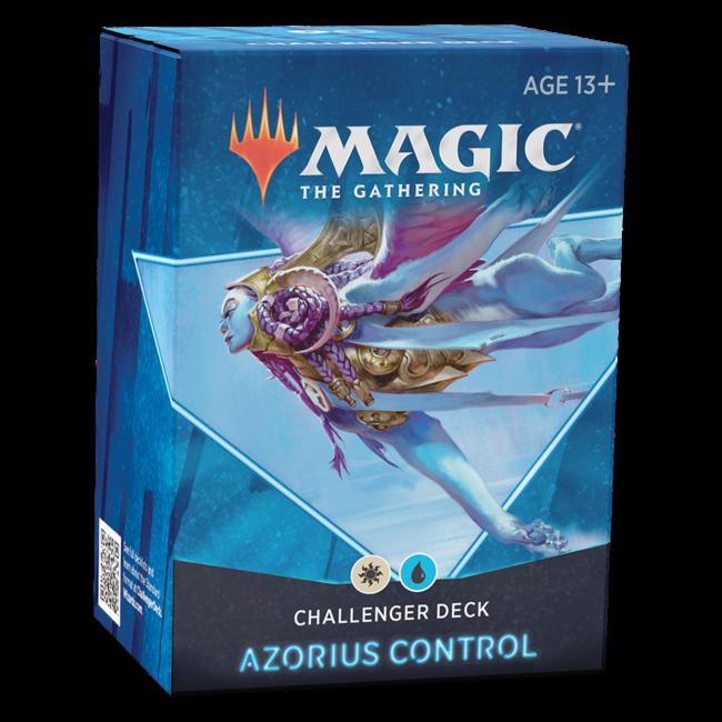 Wizards Of The Coast MTG CHALLENGER DECK 2021 - AZORIUS CONTROL