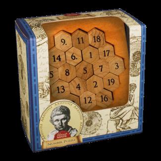 Professor Puzzle GREAT MINDS ARISTOTLES NUMBER PUZZLE