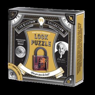 Professor Puzzle EINSTEIN LOCK PUZZLE