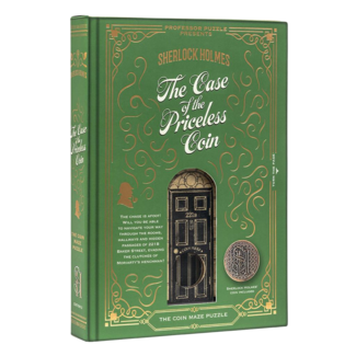 Professor Puzzle SHERLOCK HOLMES THE CASE OF THE PRICELESS COIN