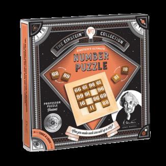 Professor Puzzle EINSTEIN NUMBER PUZZLE