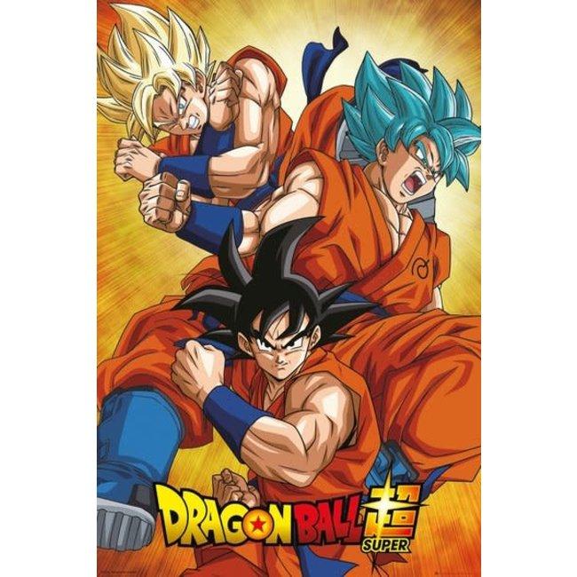 Dragon Ball Super - Goku