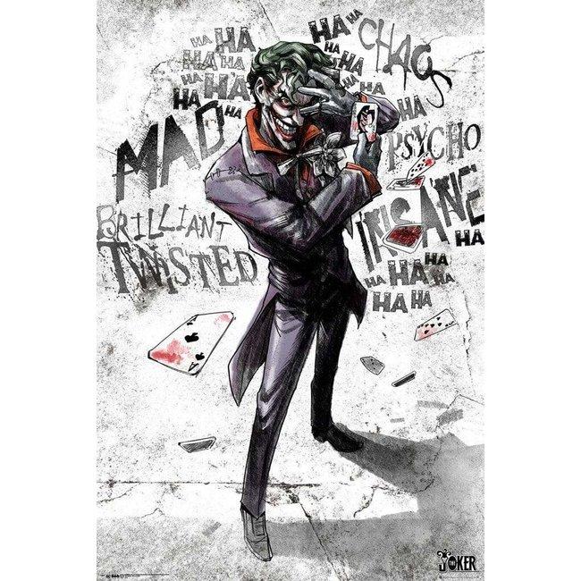 DC Comics - Joker Type