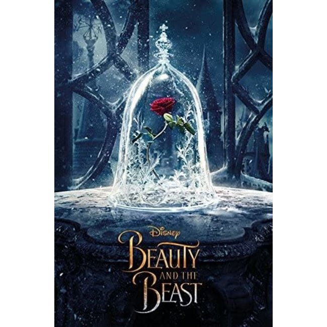 Beauty and the Beast Movie (Enchanted Rose)