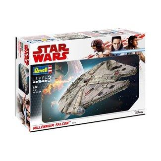 Revell Star Wars Model Kit 1/72 Millennium Falcon 38 cm