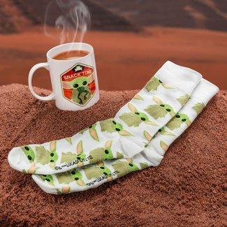 Paladone Star Wars The Mandalorian Mug & Socks Set The Child