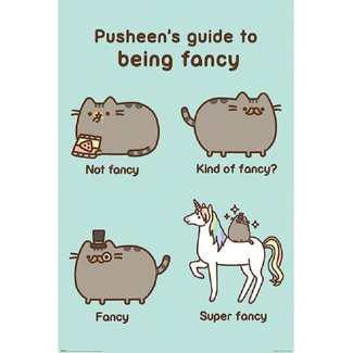 Pusheen (Super Fancy)