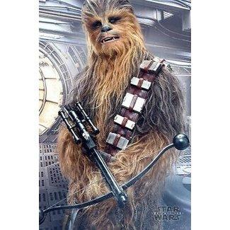 Star Wars The Last Jedi (Chewbacca Bowcaster)