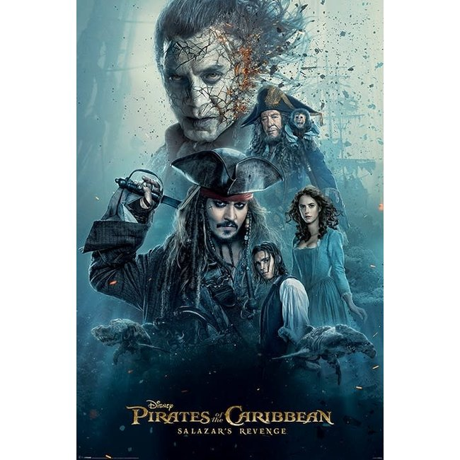 Pirates of the Caribbean (Burning)