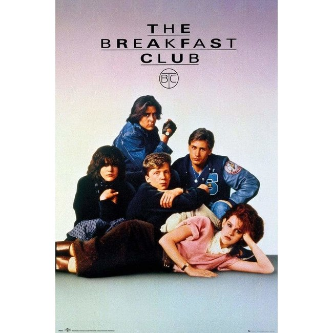 The Breakfast Club - Key Art