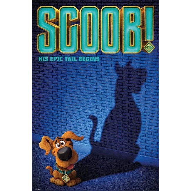 Scoob - One Sheet