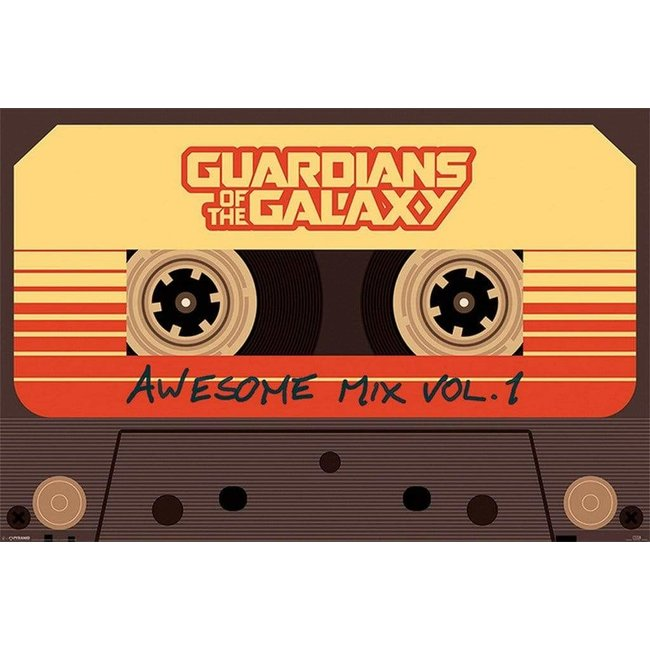 Guardians Of The Galaxy (Awesome Mix Vol 1)