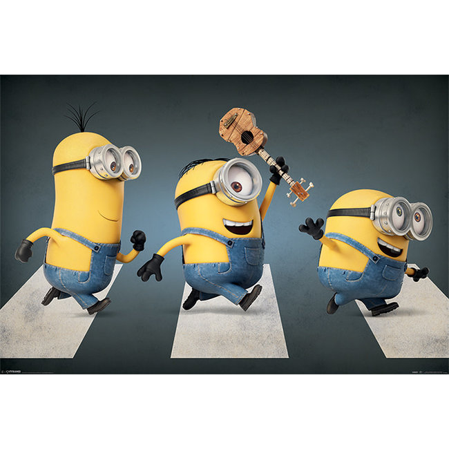 Minions (Abbey Road)