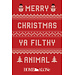 Home Alone (Merry Christmas Ya Filthy Animal Jumper)