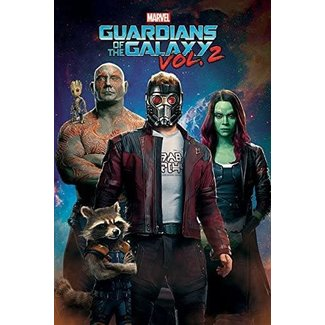 Guardians of the Galaxy Vol, 2 (Characters In Space)