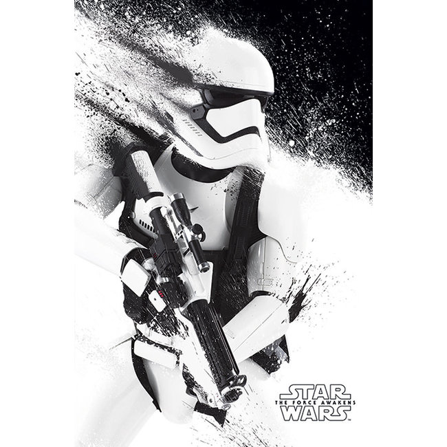 Star Wars Episode VII (Stormtrooper Paint)
