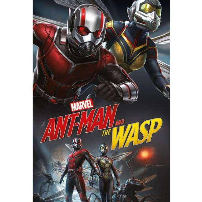 Ant-Man and The Wasp (Dynamic)