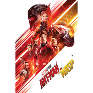 Ant-Man and The Wasp (One Sheet)