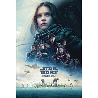 Star Wars Rogue One (One Sheet)