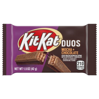 Kit Kat Mocha & Chocolate 42 gr. (USA-import)