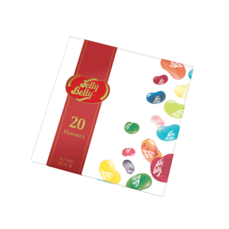 Jelly Belly BEANS GIFT BOX 20 FLAVORS