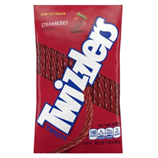 Twizzlers Strawberry 198 gr.