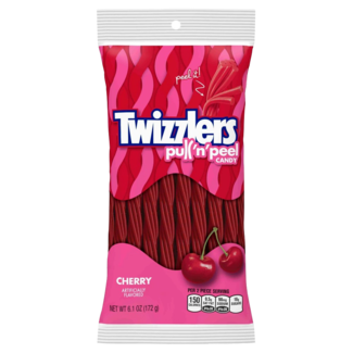 Twizzlers Pull and Peel Cherry 172 gr.