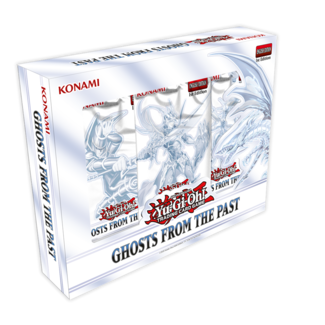 Konami YGO GHOSTS FROM THE PAST BOX
