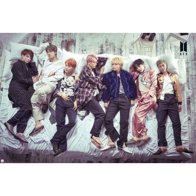 BTS - Group Bed