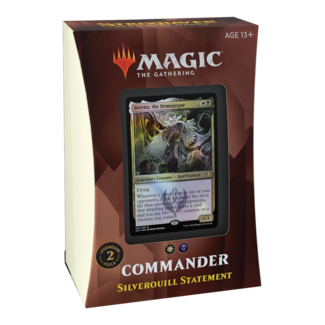 Wizards Of The Coast MTG STX STRIXHAVEN COMMANDER DECK -Silverquill Statement
