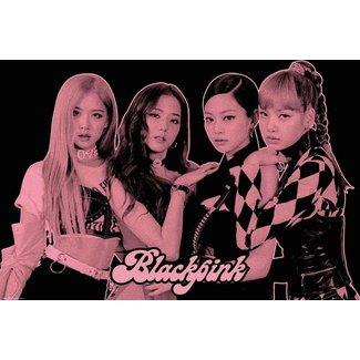 Blackpink - Group Pink