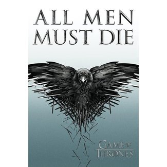 All men must die Maxi Poster