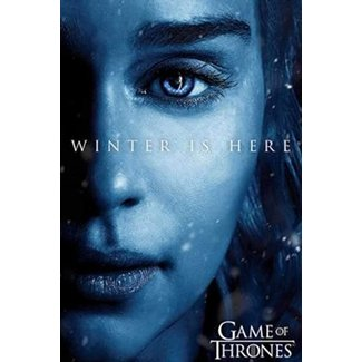 Game Of Thrones (Winter is Here - Daenerys)