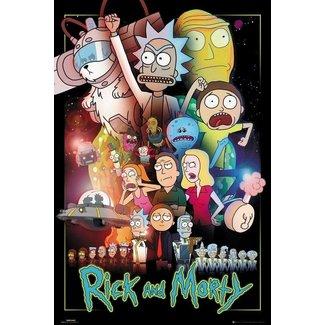 Rick and Morty - Wars