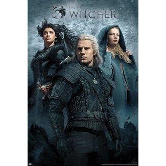 The Witcher Key Art