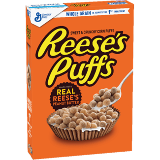 General Mills Reese's Puffs Cereal 326 gr.