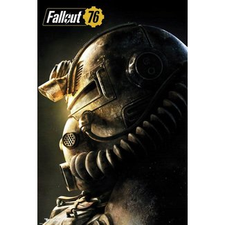 FALLOUT 76 T51B MAXI POSTER