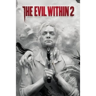 THE EVIL WITHIN 2 KEY ART MAXI POSTER