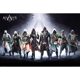Assassins Creed - Characters