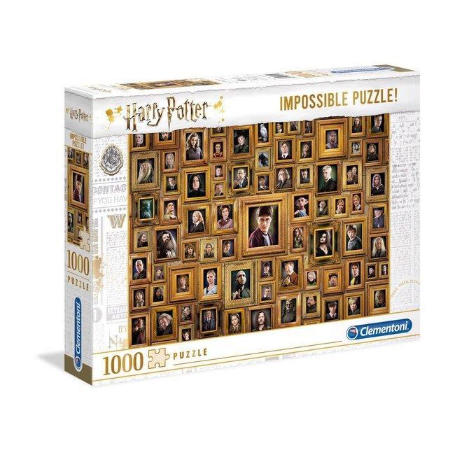 Clementoni Harry Potter Impossible Puzzle Portraits