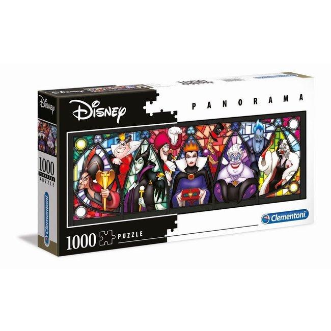 Clementoni Disney Puzzle Villains