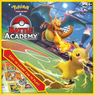 The Pokémon Company international POK TCG BATTLE ACADEMY