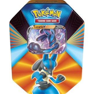 The Pokémon Company international SPRING V TIN 2021 - Lucario