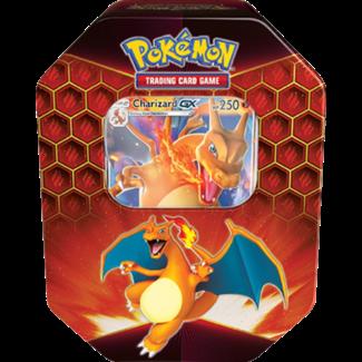 The Pokémon Company international Hidden Fates Tin - Charizard