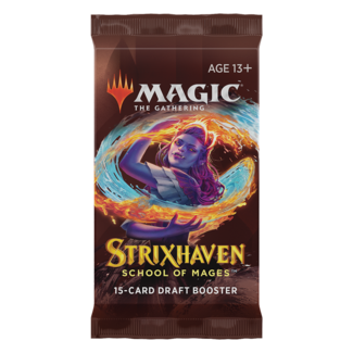 Wizards Of The Coast STRIXHAVEN BOOSTER
