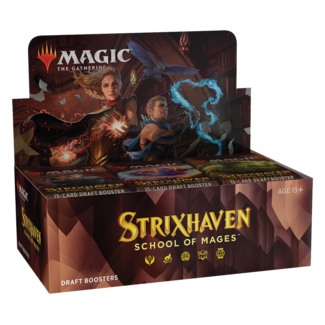 Wizards Of The Coast STRIXHAVEN BOOSTER BOX