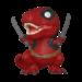 Funko Pop! Marvel: Deadpool 30th Anniversary - Dinopool