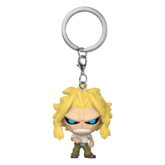 Funko Pocket POP! Keychain: My Hero Academia - All Might Weakened State