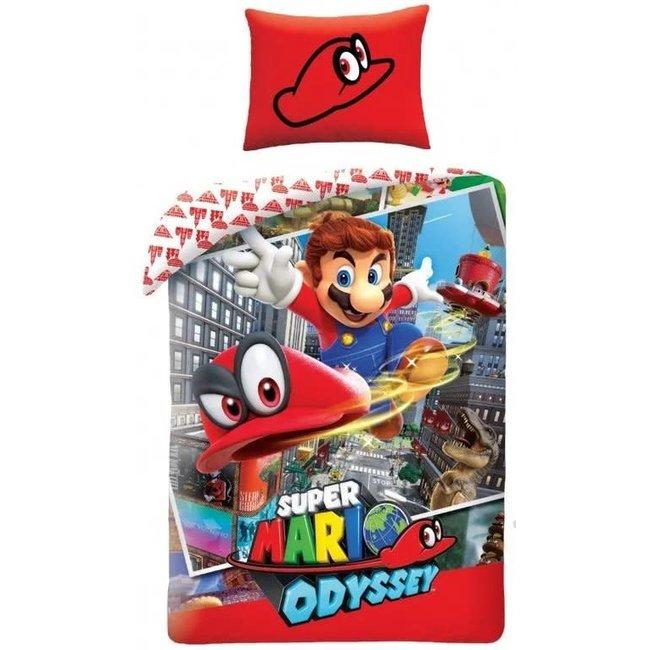 Super Mario - Odyssey